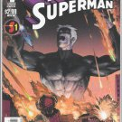 DC COMICS PROJECT SUPERMAN #1