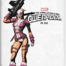 MARVEL COMICS THE UNBELIEVABLE GWENPOOL #7B