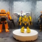 TRANSFORMERS BUMBLEBEE LEGENDS