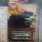 MATCHBOX '19 FORD MUSTANG COUPE 6/12 GREEN