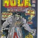 MARVEL COMICS: CAPTAIN MARVEL #125