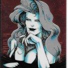 1994 CHAOS COMICS! LADY DEATH CHROME SET I #41