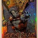 1997 WIZARD SERIES 4 #20 DIVINE RIGHT