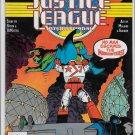 DC COMICS JUSTICE LEAGUE INTERNATIONAL #9B