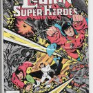 DC COMICS LEGION OF SUPER-HEROES #308