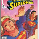 DC COMICS CONVERGENCE ADVENTURES OF SUPERMAN #1