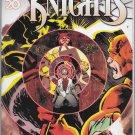 MARVEL COMICS MARVEL KNIGHTS 20TH #1-2ND PRINT