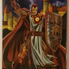 1995 MARVEL METAL TRADING CARDS IRON MAN #130