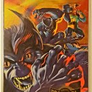 1995 MARVEL METAL TRADING CARDS BEAST #126