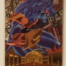 1995 MARVEL METAL TRADING CARDS NIGHTCRAWLER #7