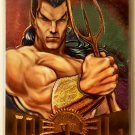 1995 MARVEL METAL TRADING CARDS NAMOR #37
