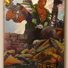1995 MARVEL METAL TRADING CARDS CABLE #127