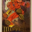 1995 MARVEL METAL TRADING CARDS SYNCH #122