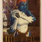 1995 MARVEL METAL TRADING CARDS MYSTIQUE #107
