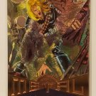 1995 MARVEL METAL TRADING CARDS LONGSHOT #102