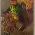 1995 MARVEL METAL TRADING CARDS FLASHER SUPER SKRULL #41