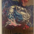 1995 MARVEL METAL TRADING CARDS FLASHER JUSTICE #64