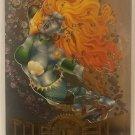 1995 MARVEL METAL TRADING CARDS FLASHER KYMAERA #65