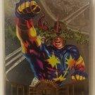 1995 MARVEL METAL TRADING CARDS FLASHER NOVA #67