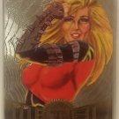 1995 MARVEL METAL TRADING CARDS FLASHER STUNNER #79