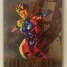 1995 MARVEL METAL TRADING CARDS FLASHER PSYLOCKE #112