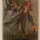 1995 MARVEL METAL TRADING CARDS FLASHER LADY DEATHSTRIKE #100
