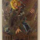 1995 MARVEL METAL TRADING CARDS FLASHER LONGSHOT #102