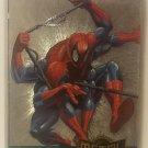 1995 MARVEL METAL FLASHER SPIDER-MAN #134