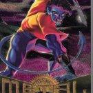 1995 Fleer Marvel Metal Nightcrawler #108