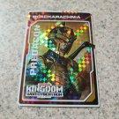 Transformers Kingdom BLACKARACHNIA Golden Disk Card War For Cybertron Beast Wars