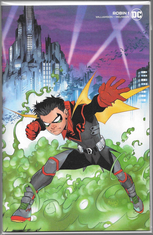 DC COMICS ROBIN VOL. 3 #1B