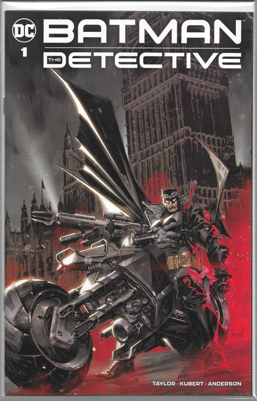 DC COMICS BATMAN: The Detective  VOL. 1 #1-CHECK-A