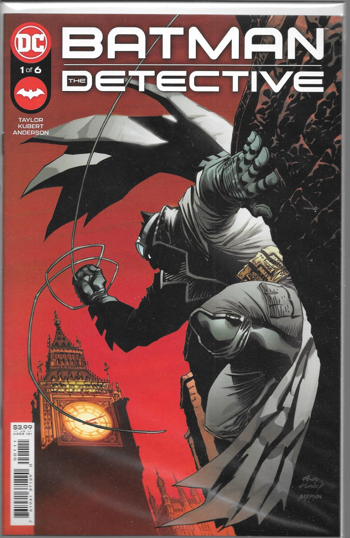 DC COMICS BATMAN THE DETECTIVE #1