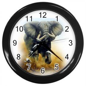 ELEPHANT Design Wall Clock  13389224
