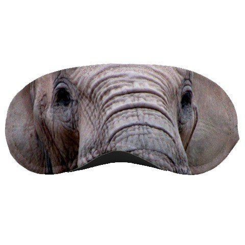 ELEPHANT Face SLEEPING MASK Polyester foam Wild animals 22734988