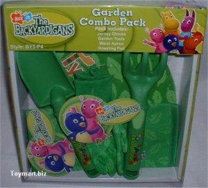 The Backyardigans Garden Combo Pack