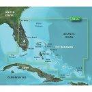 Garmin Bluechart G2 Vision VUS513L Jacksonville to Bahamas
