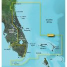 Garmin Bluechart G2 Vision Jacksonville to Key West  - VUS009R