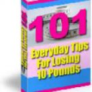 101 Everyday Ways to Lose 10 Pounds