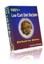 1001+ Low Carb Diet Recipes