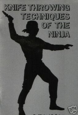Knife Throwing Techniques of the Ninja