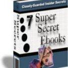 7 Super Secrets EBooks