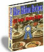 Blue Ribbon Recipes (490 Award Winning Recipes)