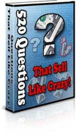 520 Questions That Sell Like Crazy!