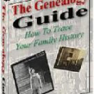 The Genealogy Guide - How To Trace Your Family History