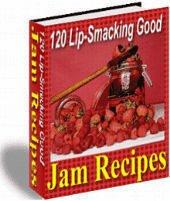 120 Lip-Smacking Jam Recipes