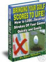 Bring Your Golf Score To Life