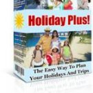 Holiday Plus - Plan Your Holidays And Trips