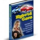 HYBRID CARS: The Whole Truth Revealed