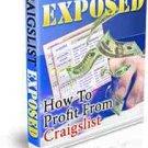 Craigslist Profit Secrets Revealed